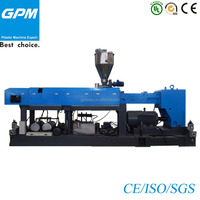 PE WOOD/HEMP FIBER WIDE COMPOSITE EXTRUSION LINE