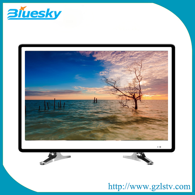 Super beauty glass white 15/17/19/21.5/22/23.6'' inch FHD led tv