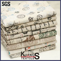 100% linen fabric wholesale