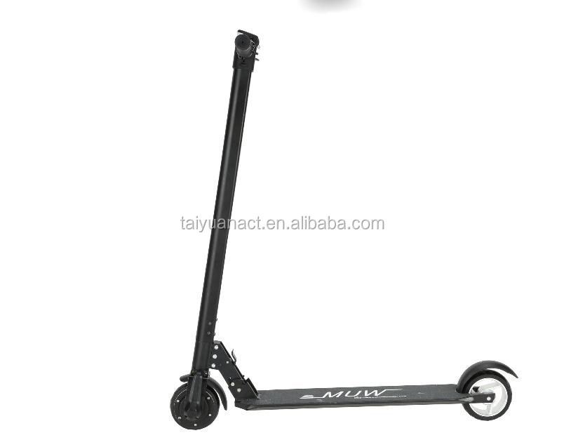 2016 lightest 6.5kg new products 6.5 inch carbon fiber china electric folding mobility scooter for sale