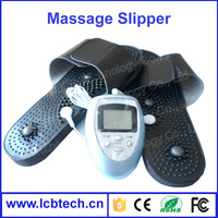 Good price electronic blood circulation slipper massager shoes