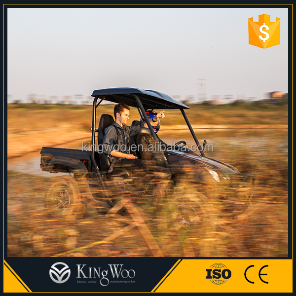 EEC road legal all terrain vehicle 4x4 utility buggy