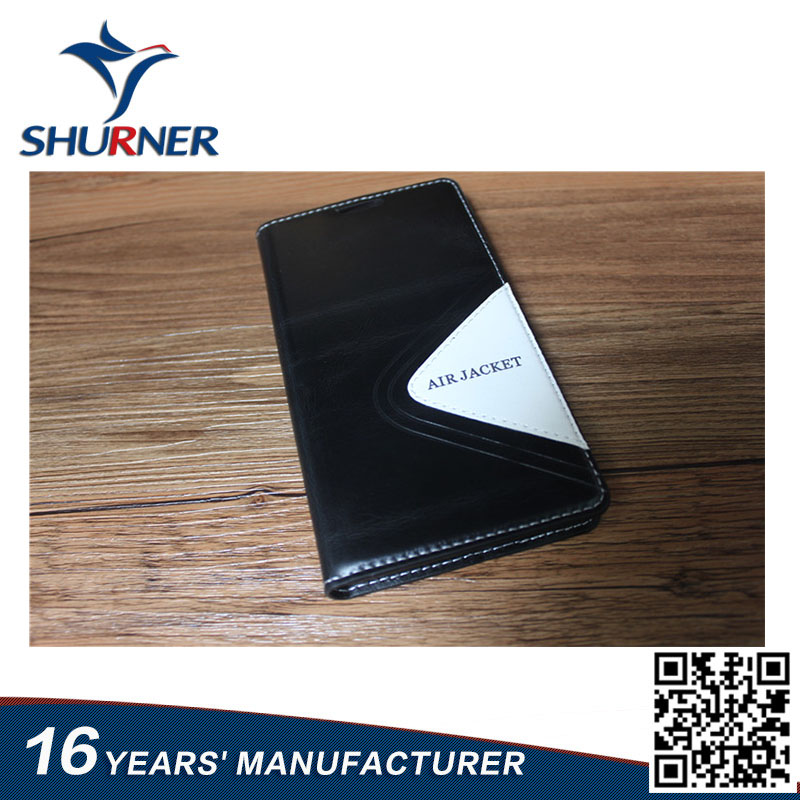 Hot selling genuine FOR IPHOEN leather leather case cover