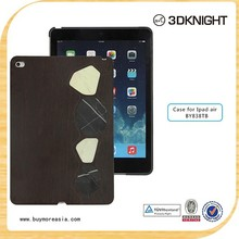 fancy nature wood case for iPad Air 2