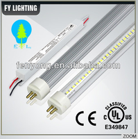 dimmable t5 led tube lamp SMD2835 warranty 5 years