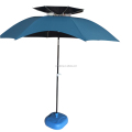 Weideng 2017 hot sale wind proof uv protection outdoor beach fishing umbrella