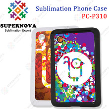 Customized sublimation PC case for Samsung P3100
