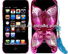 Butterfly Hard Phone back cover case For Apple iPhone5 5G 5S