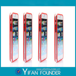 Retail packaging needed slim pc+tpu case for iphone , tpu bumper cover for iphone