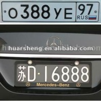 TM8200 License Plate Grade Reflective Sheeting