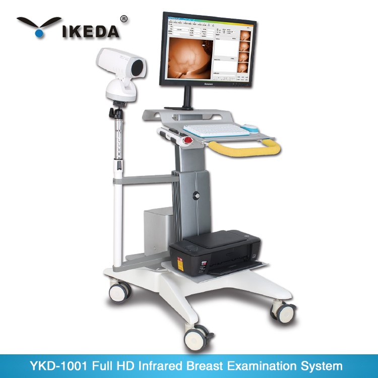 1080P Full HD Professional Infrared Mammary Examines and Breast Enlargement Machine