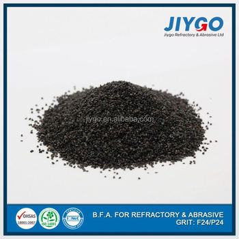High Grade Brown Fused Alumina Abrasive/Refractory Material