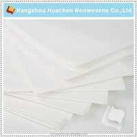 China Supplier Customized 100% Viscose Fast Absorption Breathable Spunlace Nonwoven Fabric