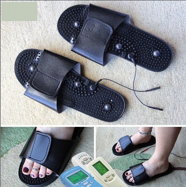 foot care acupuncture tens therapy massage slipper