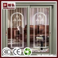 NDR-V012 2016 factory sale door slide inside house with design kitchen