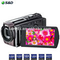 HDV-611A 5.0MP Sensor FHD 1080P video recording of digital compact camera