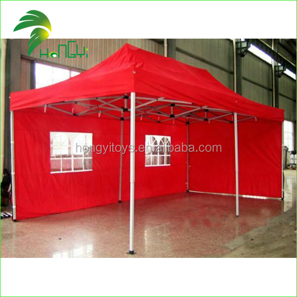 High Quality Customized Outdoor Advertising Event Side Walls Folding Tent