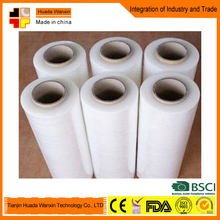 Resistant super clear stretch cast film for packaging