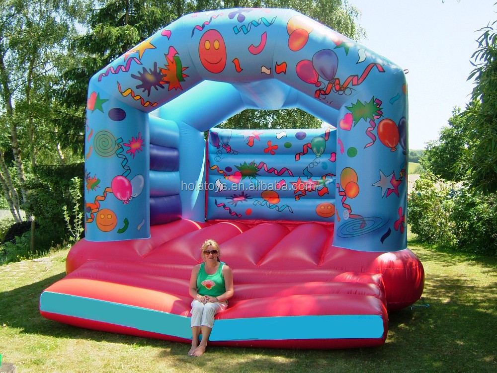 Balloon party adult bounce house/bouncy castle/bouncy castle prices