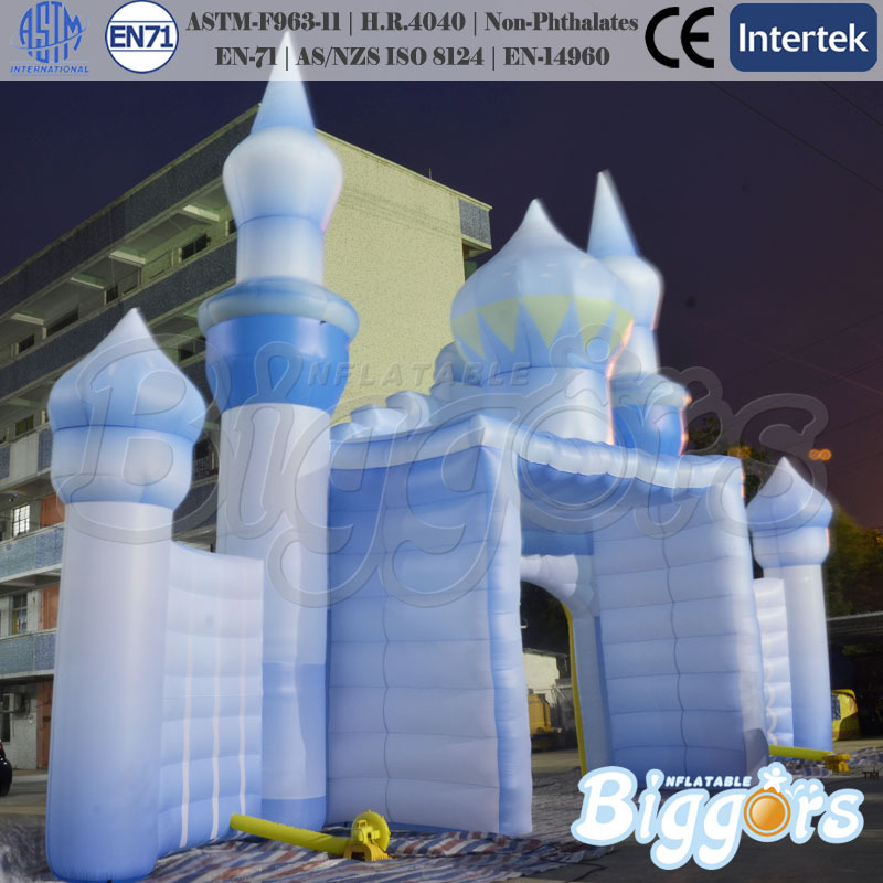 Hot Sale Inflatable Decorative Advertising Arch Door