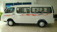 FOTON MINI BUS 2013 MODEL +971 50 8916959