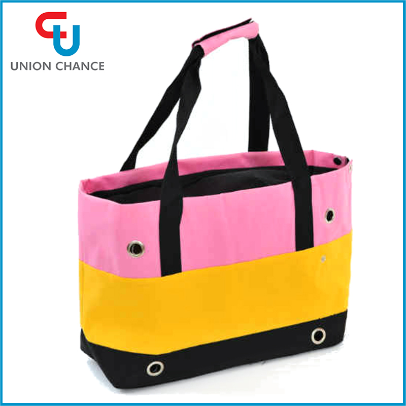 Cute Pet Carrier Dog Bag Travel Dog Carrier Bag Wholesale Pet Carrier Bags