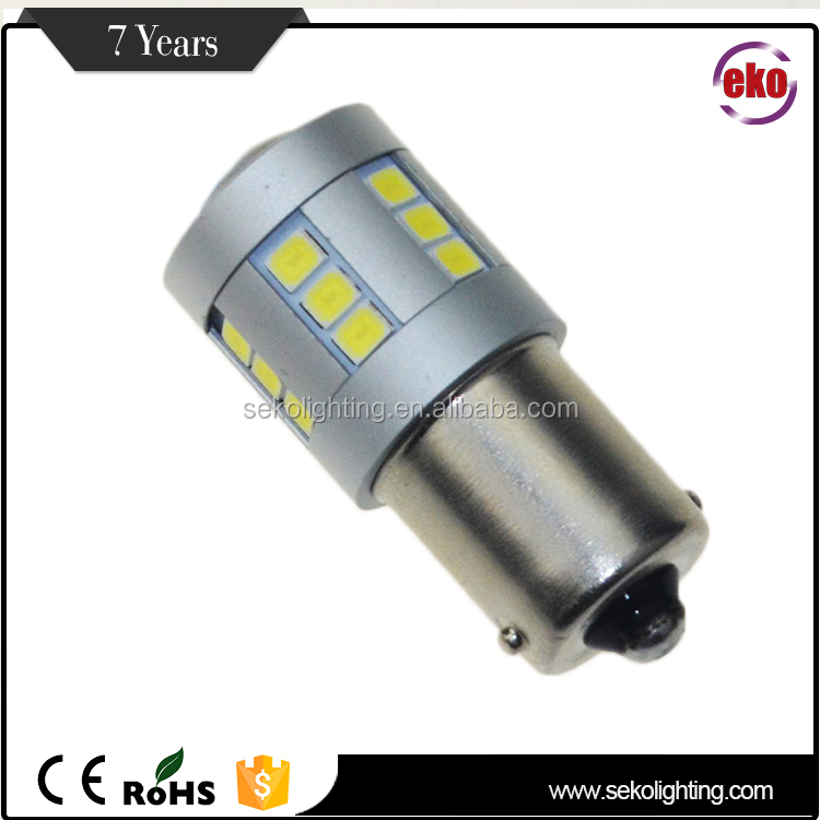 Wholesale Price Universal Motorcycle Automotive 12V Brake Drl Turn Car Accessories Light Ba15S 1156 Led Bulb
