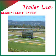 Outdoor Electronic LED Signs Australia for trailer