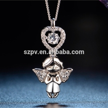 Fast delivery silver jewelry pendant Wholesale