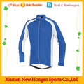 100% polyster long sleeve cycling jerseys