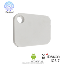 Bluetooth BLE4.0 waterproof IP67 programmable ibeacon tag