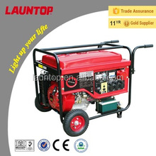 Small Domestic 6 KW New Condition Gasoline Generator 6500 With Honda Design Engine