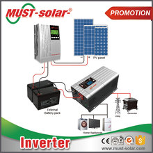 solar panels solar energy system / 20kW whole house solar power system inverters and converters for home 3000W