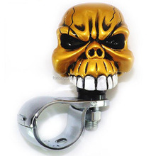SKULL STEERING WHEEL KNOB SPINNER FOR CAR TRUCK
