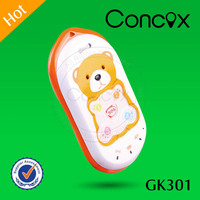 Geo-fence alarm phone car key gps tracker free location on the platform Concox GK301