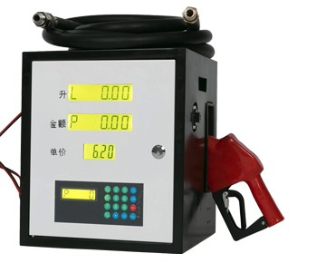 420mm height economical 12V Diesel Fuel Dispenser