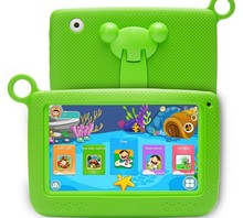 Wholesale 7 inch kids tablet, kids tablet pc,kids 7 inch tablet with case
