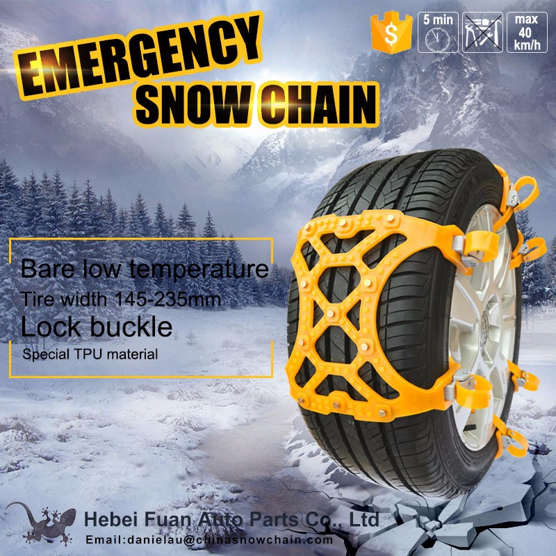 low temperature quick mounting pair of truck tire <strong>chains</strong> snow <strong>chains</strong>