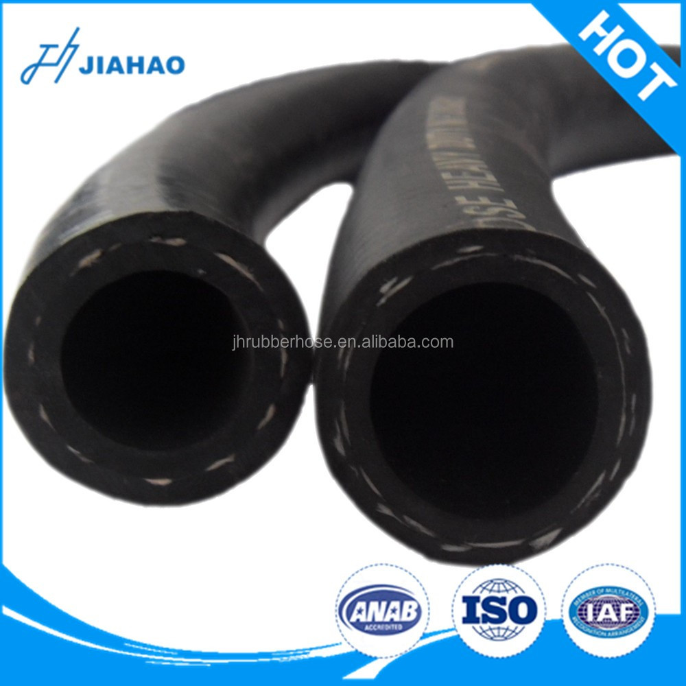 high quality stainles steel wire braided flexible vacuum truck lay flat hyd hose , hydraulic rubber hose