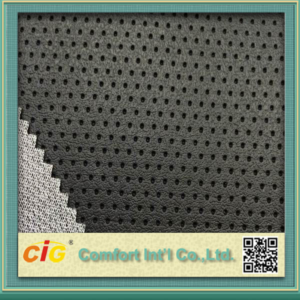 Perforated PVC Leather for Car Seat