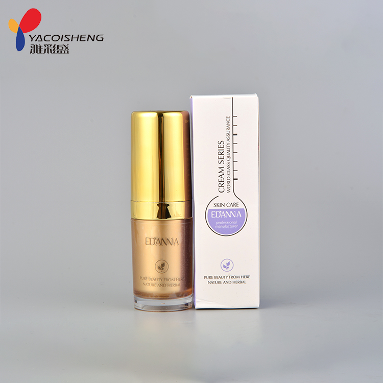 OEM Best Effective Moisturizer Anti Dark Circles Anti Aging Nourishing Eye Cream