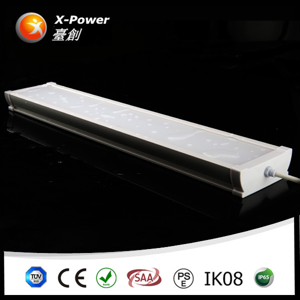 102 lml/w 4ft waterproof IP65 15w 21w 27w 35w led triproof light