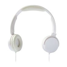 Multi-Color Custom Logo Simple Practical Headphones With Soft Earmuffs
