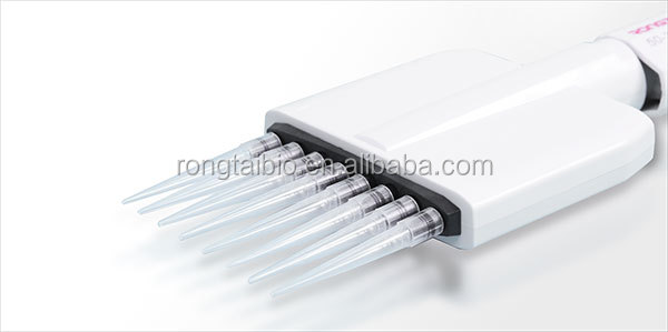 RongTaibio Multi Channel Micro Pipette 30-300ul