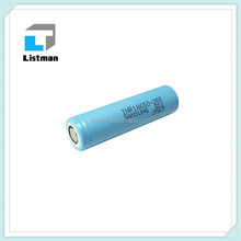 2015 samsung 25r 18650 3.7v 2500mah battery fit for box mod ecig interchangeable battery
