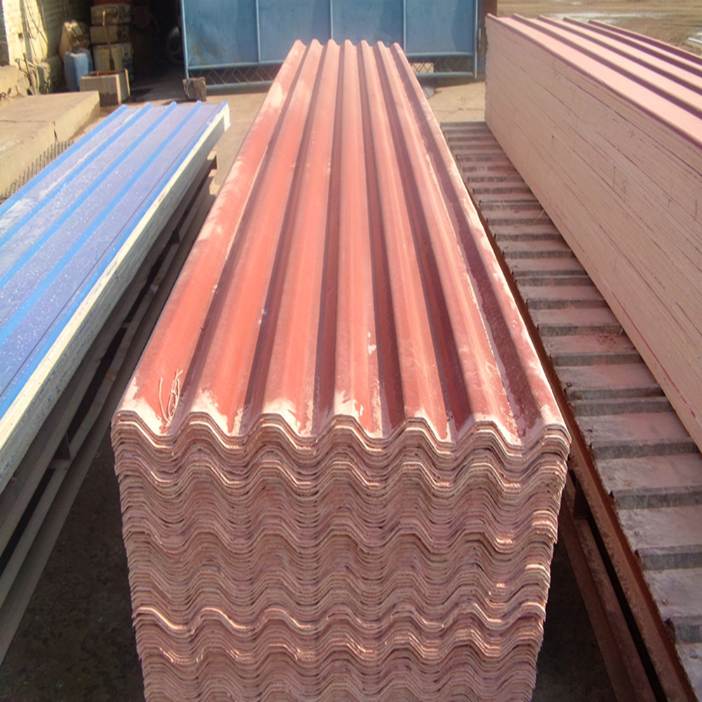 Best quality new products fiber cement roof sheet