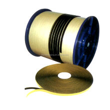 MULTI-COLOUR COMPOUND SEALING SPACER FOR INSULATING GLASS