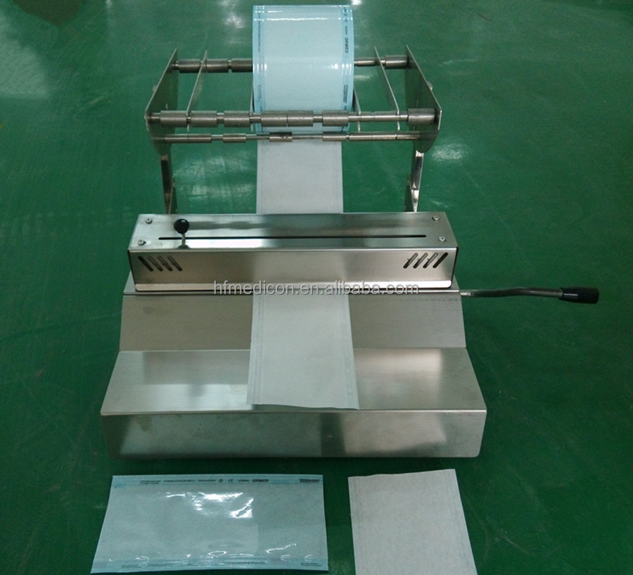 Manufacture New Latest Dental Equipment Hot Sale Dental Sealing Machine for Sterilization Pouch with CE in China