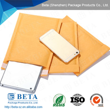 custom kraft bubble envelope ems courier envelope packaging mail bag with custom printed