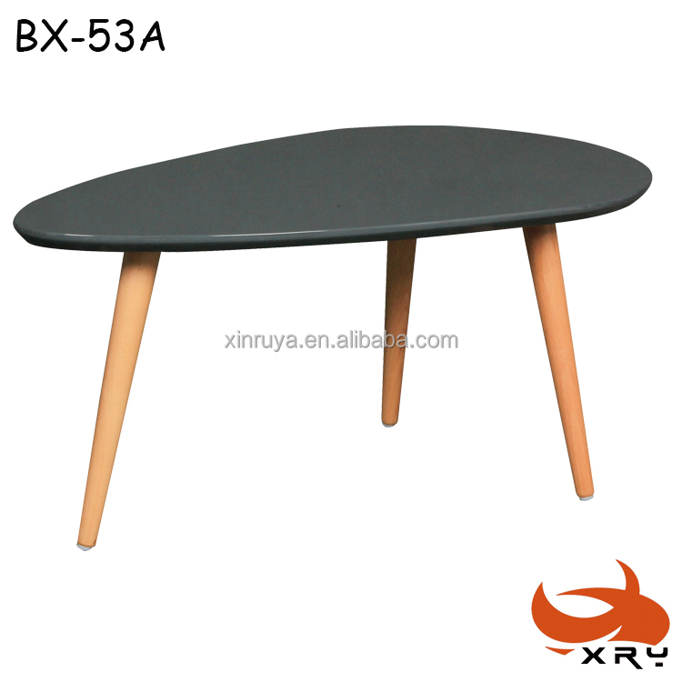 China manufacturer wholesale MDF small coffee table /sofa tea tables